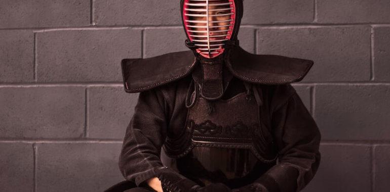 剣道の戦士